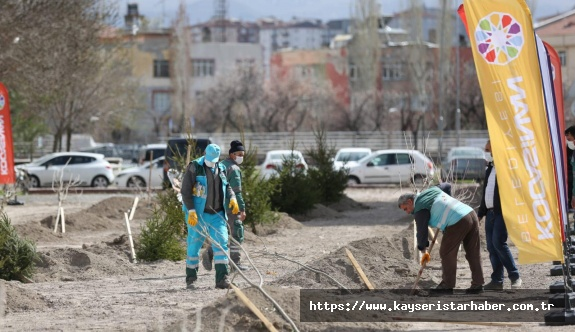 Başkan Çolakbayrakdar Sözünü Tuttu Mithatpaşa'ya Yeni Park