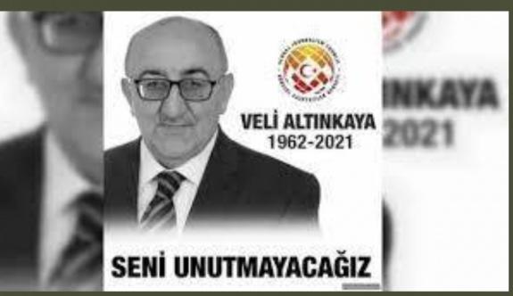 Kayseri Gazeteciler Cemiyeti Başkanı Veli Altınkaya Koronavirüsten Yaşamını Yitirdi...
