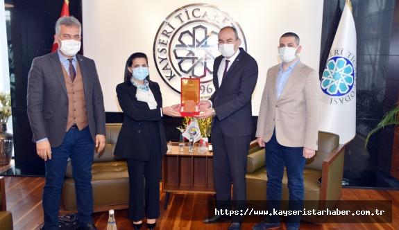 Malta'nın Ankara Büyükelçisi'nden KTO'YA Ziyaret