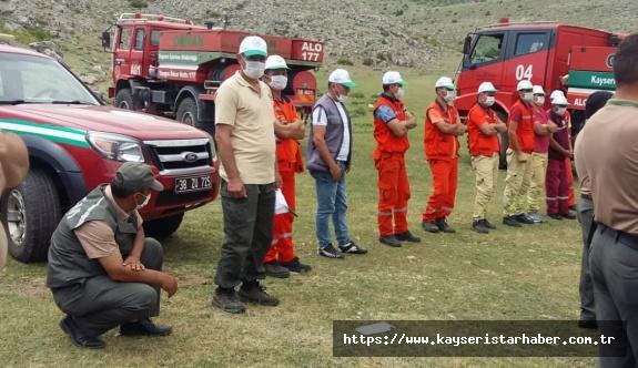 Orman Yangınları İçin Hazırlıklar Başladı