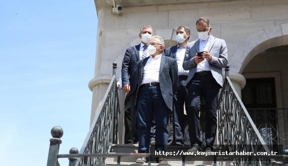 """Büyükkılıç: """"Kayseri Mahallesi'nde 40 Konağın Restorasyonu Tamamlandı"""""""