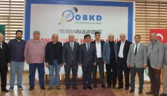 OBKD Başkanı Uzunyurt, Gazetecilere Neden Pandemi Yardımı Yapılmıyor?