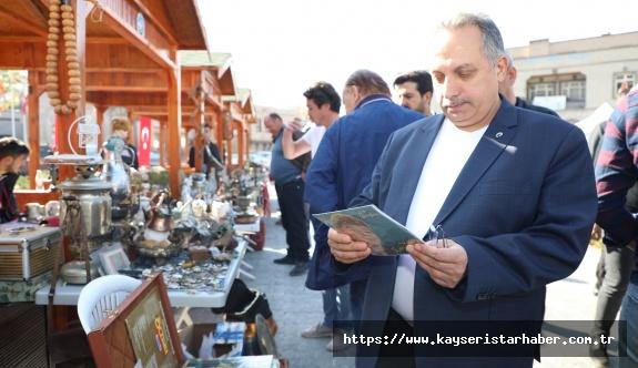 Talas' ta 'Antika Günleri' Kaldığı Yerden