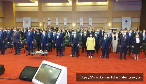 Büyükkılıç, Ankara'da 288 Milyon TL'LİK İmzayı Attı