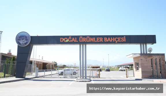 """Büyükşehir'den """"Organik"""" Hizmet"""