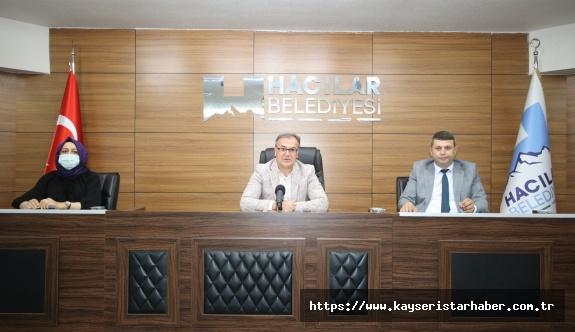 HACILAR'DAN YANAN ORMANLIK ALANLARA FİDAN DESTEĞİ