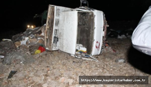 3 Kişinin Öldüğü Kazada Kamyonet Sürücüsüne 5 yıl Hapis