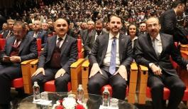 Bakan Albayrak: 'Yerli ve milli ekonominin taşıyıcısı Kayseri olacak'