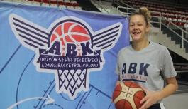 Gizem Sezer Adana Basketbol'da