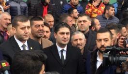 Milletvekili Özdemir: Salonlar sizin olsun