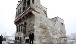 3 Büyük Tarihi Eser Melikgazi'ye Kazandırıldı