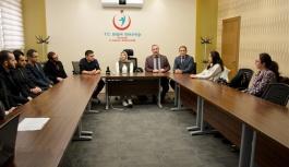 Aday memur eğitim süreçleri toplantısı