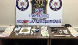 Bir ayda 174 uyuşturucu olayında 278 kişi yakalandı