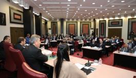 Melikgazi ve Kocasinan'da Yılın İlk Toplantısı Yapıldı
