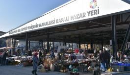 Yenişehir'e yeni tesis ve pazar yeri
