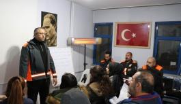 AFAD ekiplerine 'Gönüllü' amatör telsiz eğitimi
