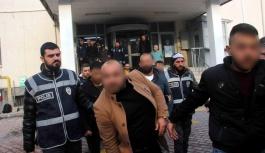 Aranan şahıslara şafak operasyonu: 32 gözaltı