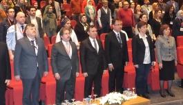 ERÜ'de 6. Kış Kongresi başladı