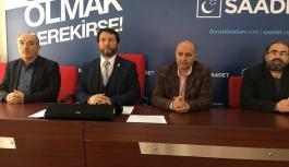 """Ürkündaş: """"28 Şubat'ta Demokrasiye darbe vuruldu"""""""