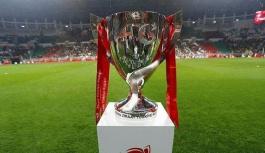Ziraat Türkiye Kupası finali İstanbul'da oynanacak