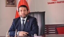 SP İl başkanı Nuri Ürkündaş: Bu Süreçte kimse mağduriyet yaşamamalı