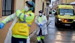 İspanya'da bilanço ağırlaşıyor: 11 bin 744 ölüm