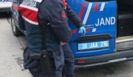 Kayseri Jandarma bölgesinde Şubat ayı böyle geçti