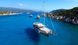 Mavi bayrakta Dünya üçüncüsü Türkiye'nin ödüllü plaj sayısı 484 oldu