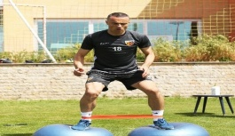 Kayserispor'da sağ bek Zoran'a emanet