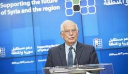 AB Suriyelilerin yanında: Avrupa Suriyelileri görmezden gelemez ve gelmeyecektir