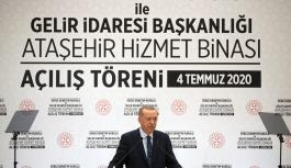 """Erdoğan: Türkiye'nin olumlu yönde ayrışacağına inanıyoruz"""""""