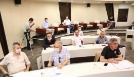 KOCASİNAN BELEDİYE MECLİSİ'NDEN KAYSERİSPOR'A HEP DESTEK TAM DESTEK
