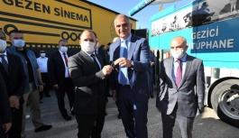 Kültür, sanat ve tarih tırları Türkiye'yi dolaşacak
