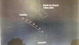 Kuyruklu yıldız, dünyaya en yakın konumunda görüldü
