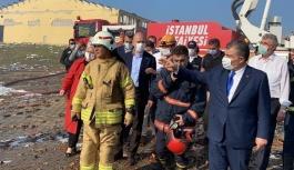Patlamada  ölenlerin kimlikleri belirlendi