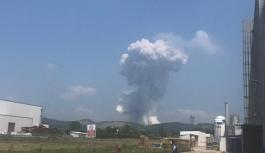 Sakarya'da havai fişek fabrikasında patlama: 4 ölü, 108 yaralı