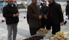 SP'li Sinan Aktaş'tan AK Partiye : ilk seçimde Kayseri halkı sizin için gerekeni yapacaktır