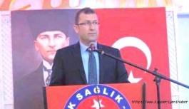 Türk sağlık-sen  Şube başkanı Kamil Ünal sordu: Şehir hastanesini kim yönetiyor?
