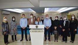 AK Partili kadınlardan 'Dilipak' için suç duyurusu