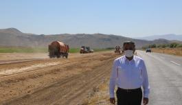 Bakan Yardımcısı Aksu'dan Develi'ye 2. büyük müjde