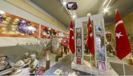 """""""Dönmeyi düşünmeyenler 1915 Çanakkale – 15 Temmuz ruhu'' isimli sergi sanal ortamda"""