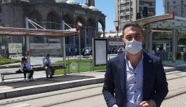 İYİ Partili Orhan Bürüngüz    Kayseri'de toplu taşımada salgın önlemleri yeterli seviyede değil