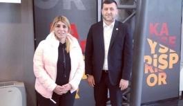 MHP'li Ersoy'dan Gözbaşı'ya destek