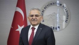 """Başkan Büyükkılıç'tan """"Çanakkale Zaferi"""" Mesajı"""