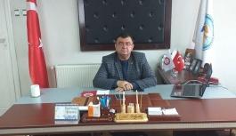 Kısa çalışma ödeneğinin kaldırılması ile ilgili olarak DİSK Kayseri Bölge Temsilcisi Cumali Sağlam basın açıklaması yaptı.