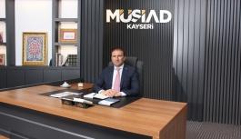 Müsiad Kayseri'den  Ekonomi Reform Paketi Açıklaması