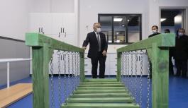 Başkan Büyükkılıç, İncelemelerde Bulunduğu Merkezin Mayıs Ayında Hizmete Açılacağını Duyurdu