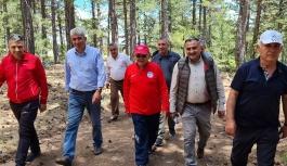 """Büyükkılıç: """"Kayseri'mizin Her Köşesi Cennet Misali"""""""