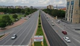 Büyükşehir'den Erkilet Bulvarı'na 7.5 Milyonluk Asfalt Yatırımı