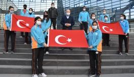 Kayseri'nin Gururları, Ettu Eurotalents Kampı'nda
